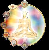 que les centres de conscience s'illuminent