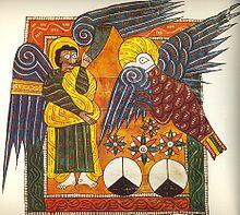 apocalypse annonçé par l'esprit-saint / Oiseau