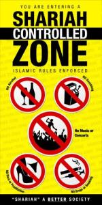 Sharia-Law-Zone
