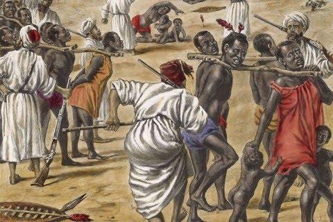 traite arabo-musulmane de l'Afrique