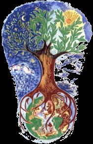 Ygdrasil, l'arbre monde