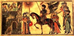 la défaite de la tribu juive des Banu Nadir