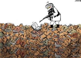 djihad contre savoir