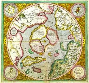 carte hyperborée